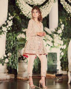 Pakistani frock outfit Zoya Farrukh Niaz