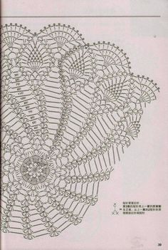 The clever hook lace Household small objects — Яндекс. Crochet Doily Diagram, Crochet Doily Patterns, Crochet Mandala, Freeform Crochet, Crochet Chart, Filet Crochet, Crochet Motif, Crochet Designs, Crochet Doilies