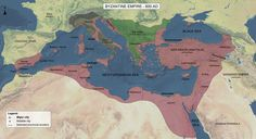 Early Byzantine Empire