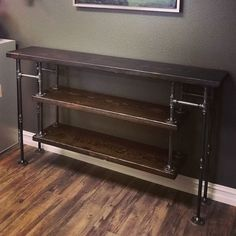 Vintage Industrial Decor Best Industrial Pipe Furniture Designs for A Cool and Chic Home Decor Industrial Bedroom Furniture, Rustic Furniture, Bar Furniture, Furniture Stores, Unpainted Furniture, Furniture Dolly, Furniture Plans, Office Furniture, Furniture Websites