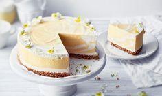Mango-Sitruunakakku Resepti: Gluteeniton, munaton ja maidoton kakku sopii useimpiin ruokavalioihin. Upea ja herkullinen kakku maistuu kaikille. - Paljon herkullisia reseptejä! Best Vegan Recipes, Gluten Free Recipes, Mango, Piece Of Cakes, Creative Food, Let Them Eat Cake, Yummy Cakes, Cooking Time, Delicious Desserts