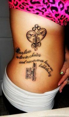 Love the key