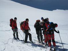 Alles klar zum weiter #Skitouren? Das Team vom Bergsportshop der-ausruester.de unterwegs in den Alpen in Österreich