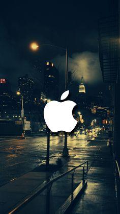 City Iphone Wallpaper, Apple Logo Wallpaper Iphone, Cellphone Wallpaper, Cool Wallpaper, Mobile Wallpaper, Wallpaper Backgrounds, Wallpapers, Apple City, Apple Photo