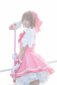 Sakura - Card Captor Sakura cosplay