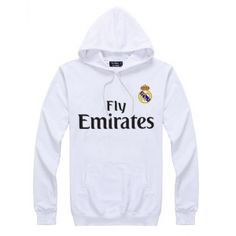 Real Madrid Cristiano Ronaldo hoodie sweater D