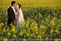 Spring wedding:-) V&T