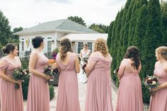 [Wedding] - West Hills Country Club in Middletown, NY - Ben Lau Wedding First Look, Wedding Day, West Hills Country Club, Country Club Wedding, Bridesmaid Dresses, Wedding Dresses, Wedding Images, Bride Groom, Wedding Venues