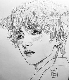 Tae draw•