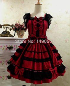 Resultado de imagem para vestidos lolita