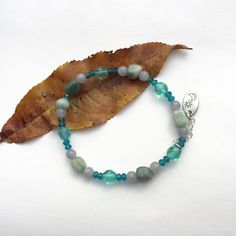 Now selling: Blue Green Bracelet, Large Stretch Bracelet, Ocean Colors, Boho Jewelry, Beach Bracelet, Aventurine Stone and Crystal https://www.etsy.com/listing/557731596/blue-green-bracelet-large-stretch?utm_campaign=crowdfire&utm_content=crowdfire&utm_medium=social&utm_source=pinterest