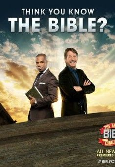 The American Bible Challenge: Game Show Season 3, Starting May 22! More info on Christian Film Database - http://www.christianfilmdatabase.com/review/the-american-bible-challenge-game-show/