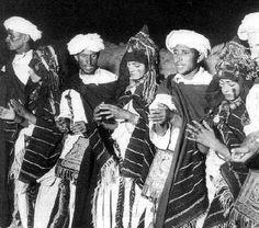 • Ahidous dance • Imilchil, Morocco • 1952