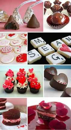 Sweet things to bake for Valentines