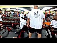 Team Natural Vitamins (NVNY) Sponsored IFBB Pros/Athletes/Staff Workout