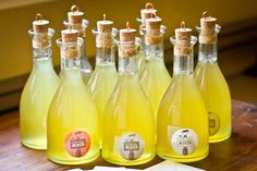 Bring on the summer with homemade limoncello!