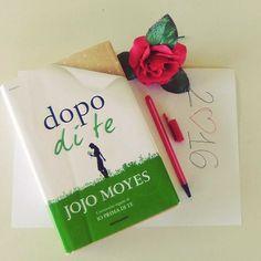 #Buongiorno lettori e buon #sabato!! Giorno 19 (ieri) della #fourfriendsforchallenge - a book published in 2016 Dopo di te di JoJo Moyes!  #dopodite #jojomoyes #ioprimadite #romanzo #libro #leggere #lettuta #libri #2016 #rosa #libriovunque #rosa #fiori #amoleggere #scrittura #scrivere #amore #book #books #booklover #bookworm  #instalike #instagood #instapic