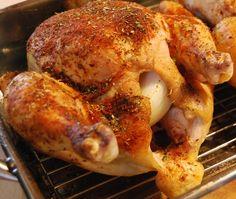 L'incontournable poulet au four - Geneviève O'Gleman nutritionniste-