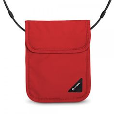 Pacsafe Coversafe X75 Anti-theft RFID Blocking Neck Pouch - $49.95 #RFIDblockingneckpouch #neckpouch #travelsafe