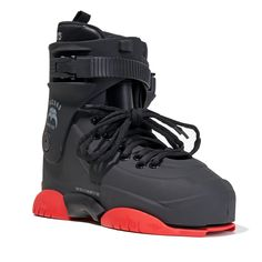 Razors Genesys LE Black/Red 2019 Boot Only #aggressiveinline #patin #locoskates #rollerblade #inlineskate Aggressive Skates, Inline, Over The Years, Ballerina, Sneakers Nike, Boots, Red, Black, Rolling Skate