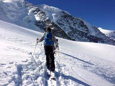 Splitboard tour Piz Palü, Switzerland follow us into the white: http://www.intothewhite.at/en/splitboarding/