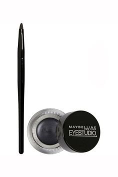 For a drugstore product worth the hype, try out Maybelline's easy to apply formula that won't go from 0 to raccoon eyes, real quick.  Maybelline Eye Studio Gel Liner, $10; ulta.com.