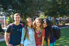 Mississippi College Welcomes Thousands of Students in August 2013   Mississippi College #mc