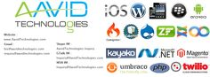 Services offered by AavidTechnologies
