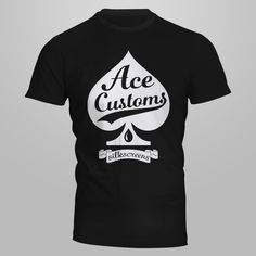 Ace Customs silkscreens-Heavy Cotton Classic Fit Adult T-Shirt-silkscreen by AceCustomsSilkscreen on Etsy