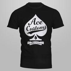 Ace Customs silkscreens-Heavy Cotton Classic Fit Adult T-Shirt-silkscreen by AceCustomsSilkscreen on Etsy