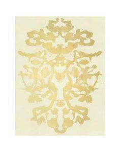 Rorschach, 1984 Art Print by Andy Warhol at Art.com