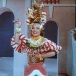Carmen Miranda in Week-end in Havana    http://family-friendly-movies.com/romance/week-end-in-havana/