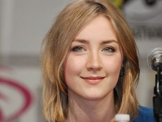 Born on 12 April 1994 in New York, Saoirse Ronan is an actress who graduated to Hollywood after working in Irish television serials. Description from artcreationforever.com. I searched for this on bing.com/images