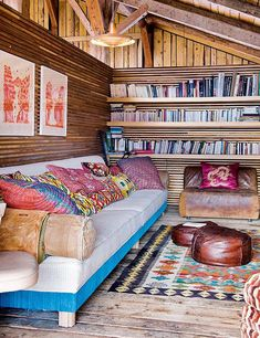 Bohemian chalet in the beautiful French Alps   My Cosy Retreat