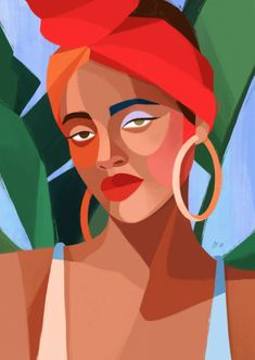 Small Canvas Art, Diy Canvas Art, Kunst Inspo, Black Art Painting, Arte Sketchbook, Portrait Art, Painting Inspiration, Watercolor Art, Pop Art