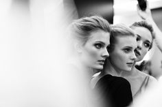 Constance Jablonski and her girlies.