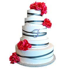 Fancy Cakes by Lauren - http://www.fancycakesbylauren.com/cakes.html