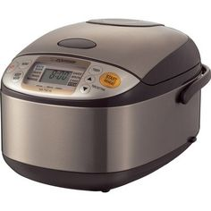 Zojirushi NS-TSC10 5-1/2-Cup (Uncooked) Micom Rice Cooker and Warmer for $159.99