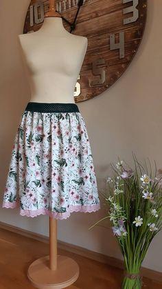 ZuzanaFalk / sukňa ruža v kríku Ballet Skirt, Skirts, Fashion, Moda, Tutu, Fashion Styles, Skirt, Fashion Illustrations