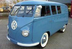 1952 VW Barndoor Westfalia Camper