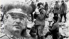 Небольшой отрывок из пропагандистского ролика об «Отце Народов» - Иосифе Джугашвили. Все та же риторика, царь хороший - бояре плохие. Репрессии задумывались во благо, а миллионы расстрелянных, замученных голодом, сосланных и сгнивших заживо в лагерях, это небольшие перегибы на местах. Которые Сталин успешно исправил.... (воскресил что ли?). Особенно интересно слушать о бескровном захвате Прибалтики и Западной Украины - вам это ничего не напоминает из современной российской пропаганды...