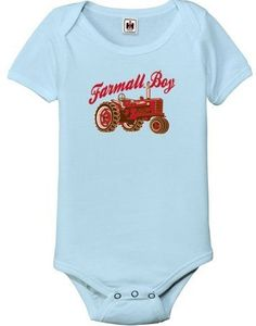 Farmall Boy Infant Onsie Creeper Romper - Baby Blue, 6 Months A Designs, http://www.amazon.com/dp/B007V1RHKW/ref=cm_sw_r_pi_dp_6SaVqb013CNA4