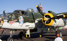 North American B-25 Mitchell Bomber ~ Executive Sweet