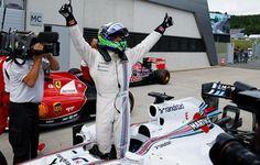 Massa relembra pole, e Williams busca manter bom ritmo no GP da Áustria