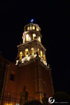 Templo de San Francisco, Querétaro, México