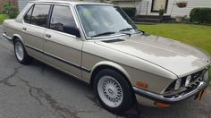 Hemmings Find of the Day  1984 BMW 520i
