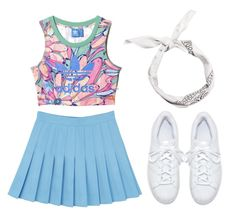 """""""Untitled #1"""" by maghfirah-ap on Polyvore featuring adidas"""