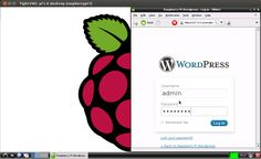 61 This tutorial will demonstrate how to install and host WordPress on Raspberry Pi. This process assumes you have Debian for Raspberry Pi installed on an SD card. If not, see RPi Easy SD card setup. Install Apache WordPress runs on the Apache2 web server. To setup Apache, follow the instructions in my previous post, …