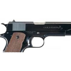 Excellent Pre-World War II Colt Government Model Semi-Automatic PistolLoading that magazine is a pain! Get your Magazine speedloader today! http://www.amazon.com/shops/raeind
