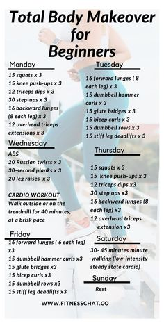 Morning Workout Routine, Workout Routines For Beginners, Gym Workout Tips, Fitness Workout For Women, At Home Workout Plan, Fitness Workouts, Workout Videos, Easy Morning Workout, Week Workout